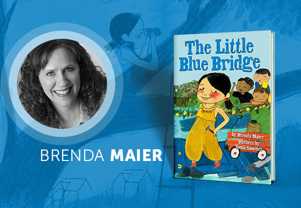 "Moore Elementary enrichment specialist Brenda Maier's latest book – ""The Little Blue Bridge"" – is being featured by Scholastic Books as part of its ALA Midwinter Scholastics Author Illustrator Preview Event Saturday, January 23."