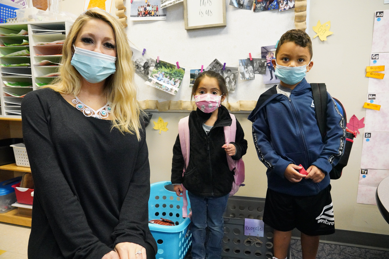 Jefferson Elementary – Liz Jenkins, Kindergarten