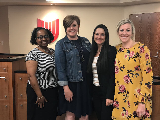 The Board of Education also appointed four people to be administrative assistant principal interns.