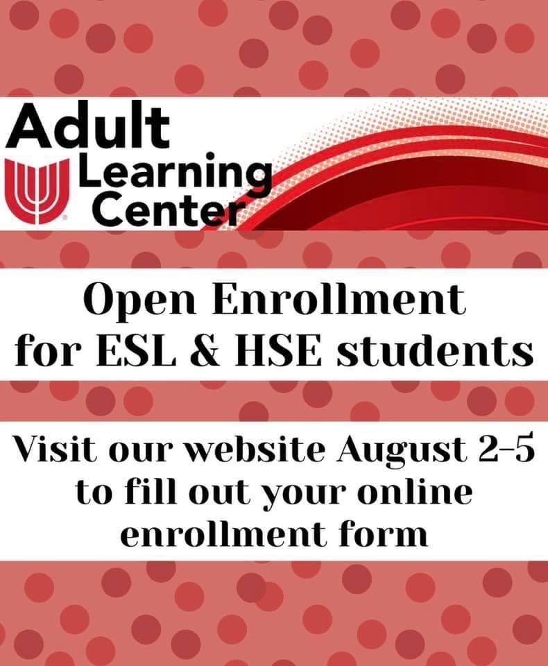 Open Enrollment at UALC Underway