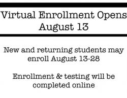 ESL & HSE/GED Classes to Be Virtual for 1st 9 Weeks