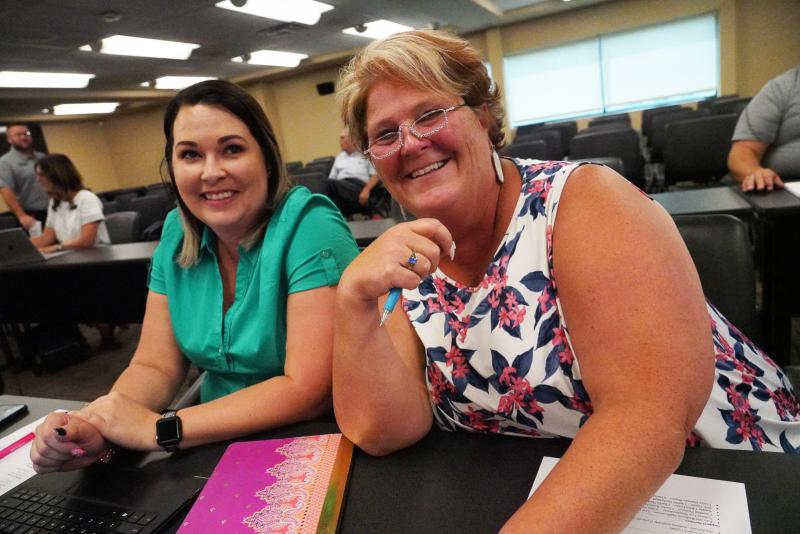 New Leadership Team at Union Adult Learning Center