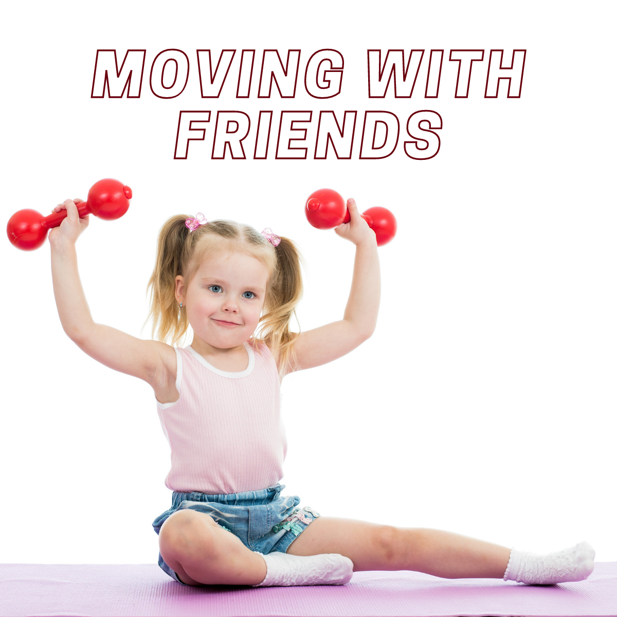 Moving with Friends