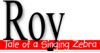 Image that corresponds to Roy the Zebra