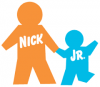 Image that corresponds to Nick Jr
