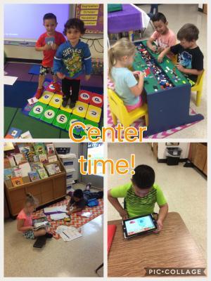 Center fun