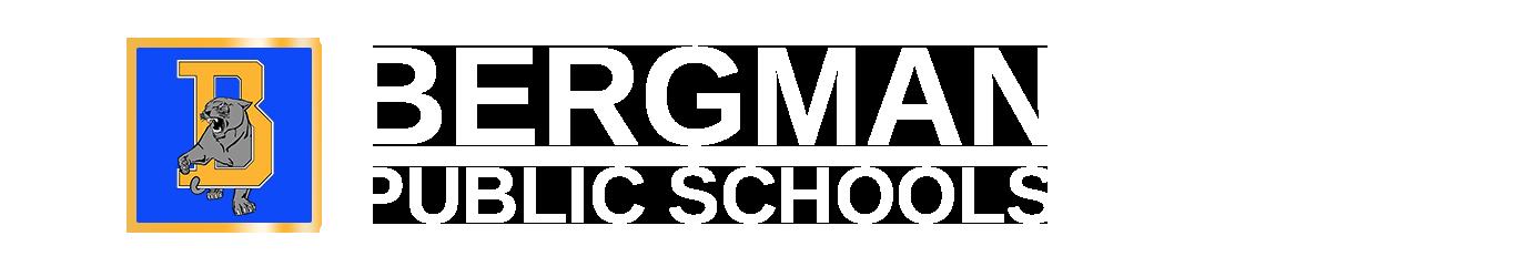 Bergman Public Schools Logo