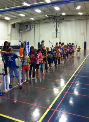 Archery Camp 2015