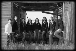 2012-2013 Officer Team Mr. Jacob Palmer/ Colton Lents/ Trista Jackson/ Hanna Parker/ Ryann Blackburn/ Kylie Edwards/ Madison Dearmin/ Dakota Jackson