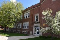Landscape View facing Paul Revere Intermediate School