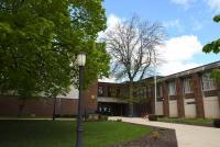 Landscape View facing Veterans Memorial Middle School