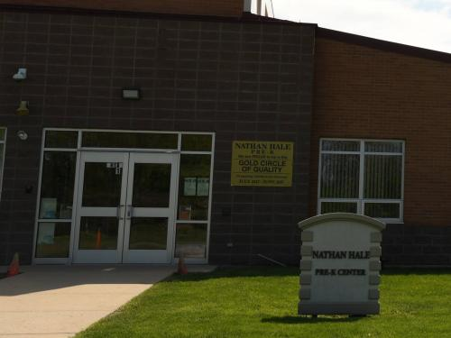 Entrance to NH Pre-K