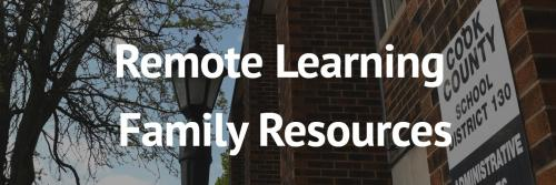 Link for Family Resources