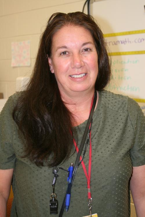 Ms. Becker