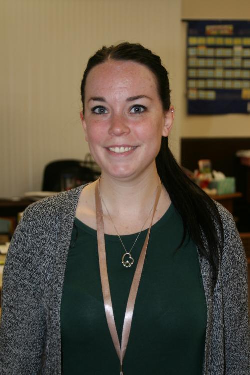 Ms. Grady