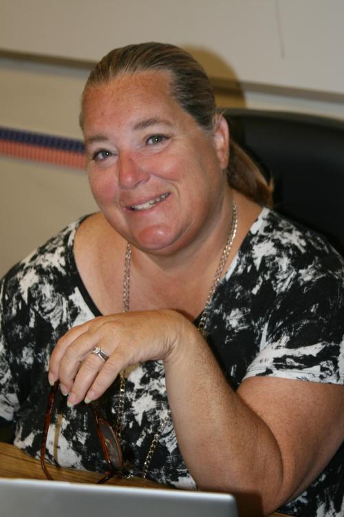 Ms. Washack