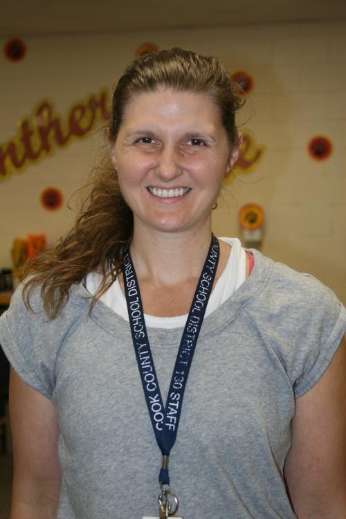 Ms. Mocarski