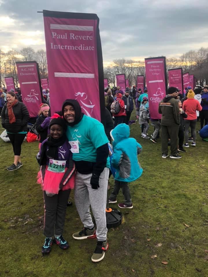 Girls on the Run November 5K