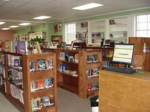 Information Center and more new books.