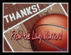 Image of Lady Warriors Basketball Booster Club