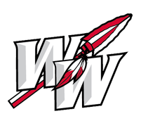 Washington Warrior spear logo