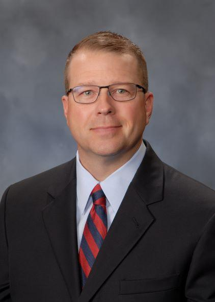 Chris Reynolds, Superintendent