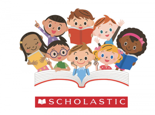 Scholastic Book Fair September 28 to October 1, 2021