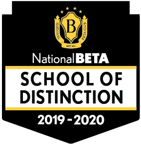 National BETA School of Distinction