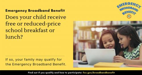 Emergency Broadband Benefit - Do you qualify?