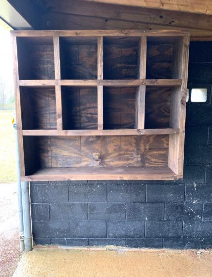 Baseball cubbies for starters