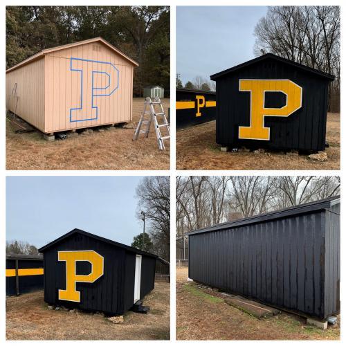 Storage shed redo