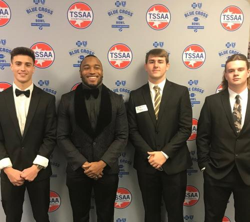 TSSAA State Championship Press Conference 2019