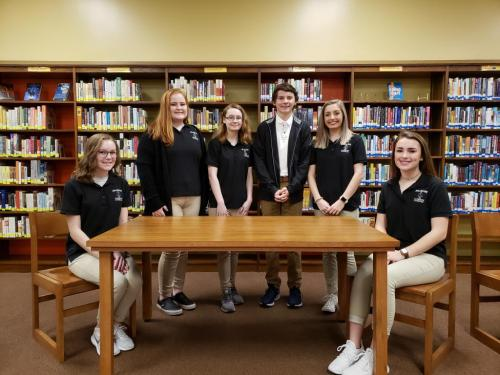 Student Council Executive Board 2019