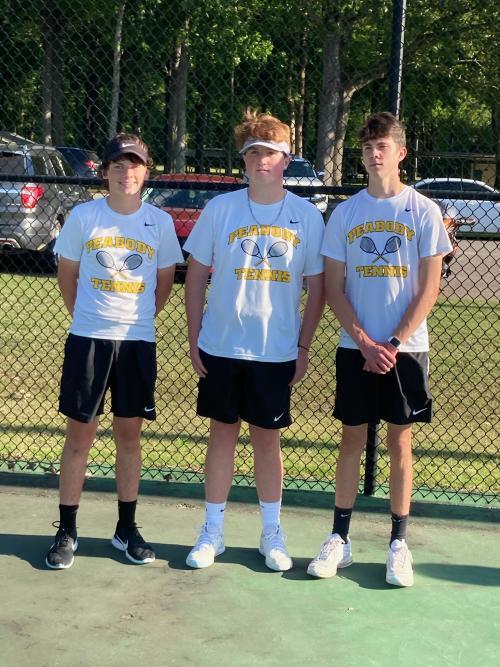 Zach, Corey, Parker