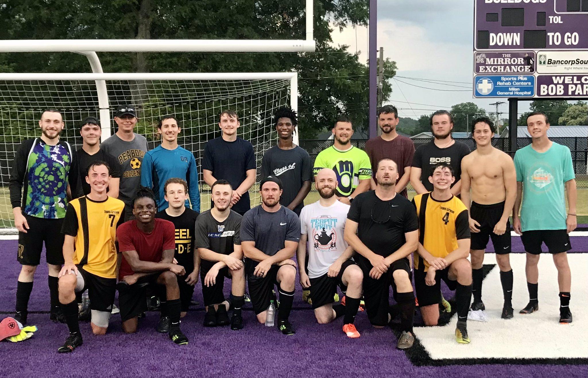 PHS Soccer Alumni 2021