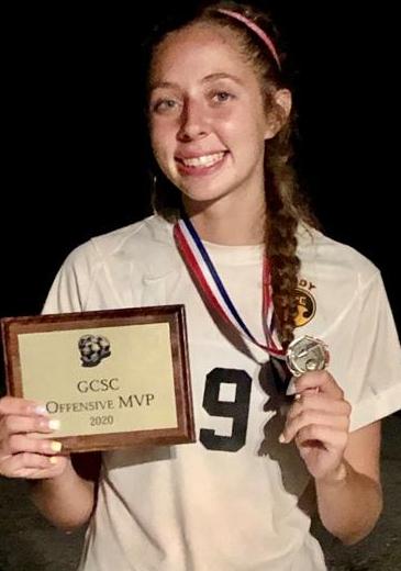 Josi Greene- MVP