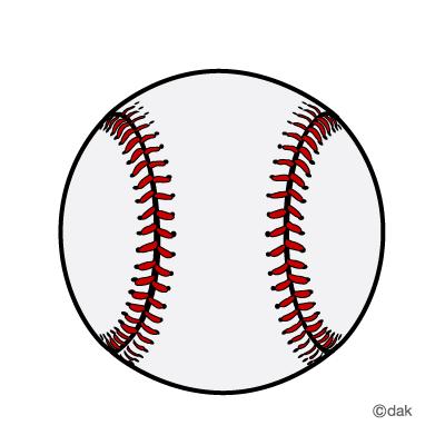 Clipart of baseball