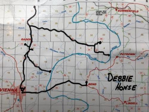 Bus #3 - Debbie Honse's Route
