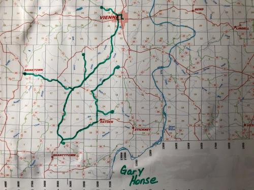 Bus #2 - Gary Honse's Route