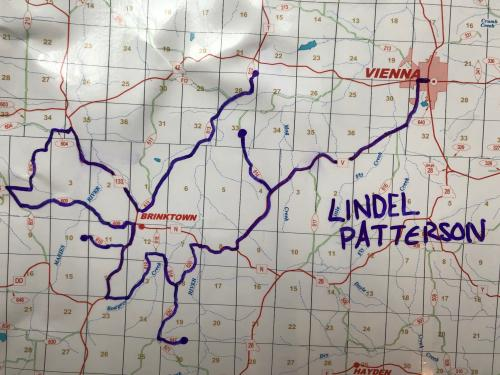 Bus #1 - Lindel Patterson's Route