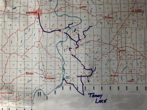 Bus #8 - Tammy Lake's Route