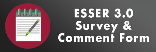 ESSER Survey graphic