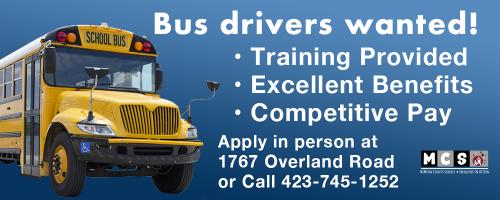 Bus Driver Advertisement