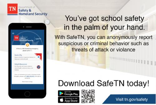 SafeTN Informational Graphic