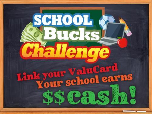 Food City School Bucks Challenge Rewards