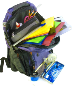Back pack clipart