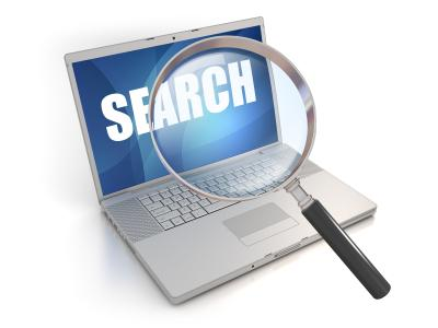 Online Catalog Search Clipart