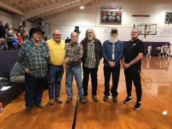 1968 Boys Basketball Team