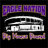 2016 Basketball - Eagle Nation w/Roster product view number 1