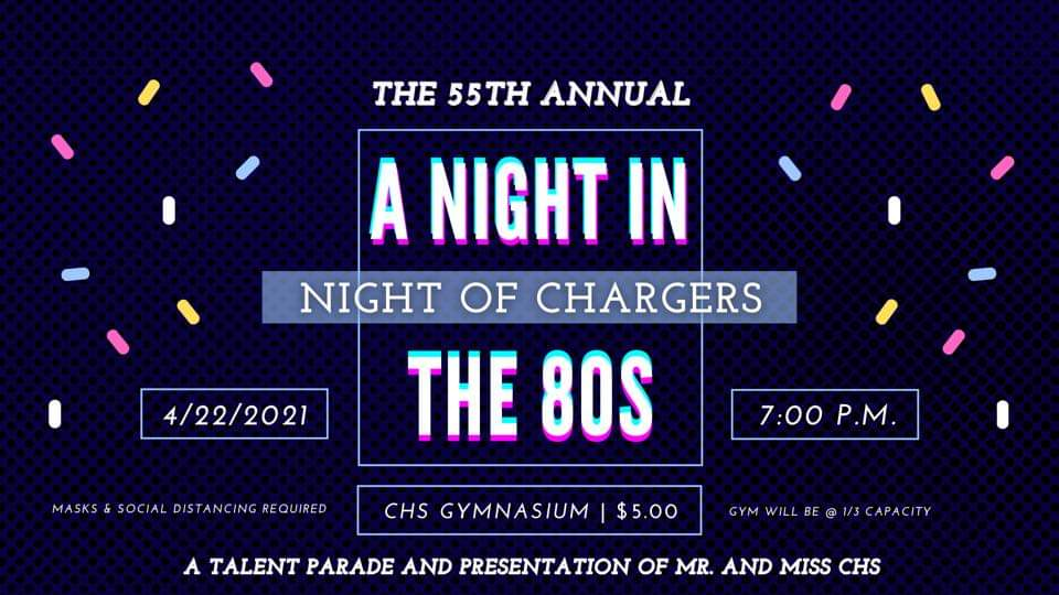 Night of the Chargers!